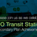 "REMINDER:  GO Transit Station ""Achievements"" Open House - November 8, 2018"
